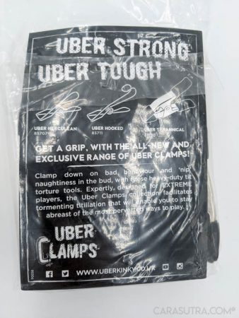 Uber Clamps Tyrannical Nipple Clamps Review