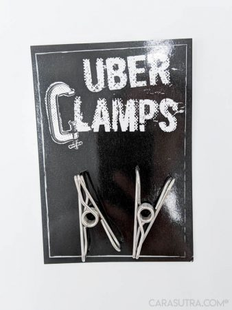 Uber Clamps Herculean Nipple Clamps Review