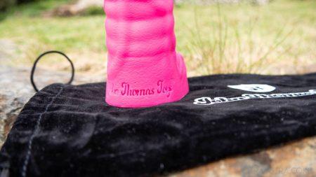 John Thomas Toys Platinum Silicone Chubby Cedrick Dildo Review