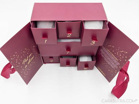 Lovehoney 7 Nights of Seduction Lingerie Advent Calendar