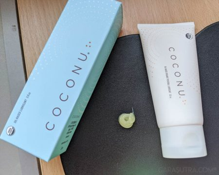 Coconu Coconut Based Lubes Review