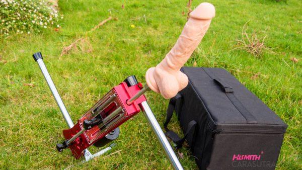 HiSmith Premium App-Controlled Sex Machine Review