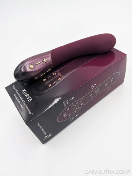 Hot Octopuss Kurve G-Spot Vibrator Review