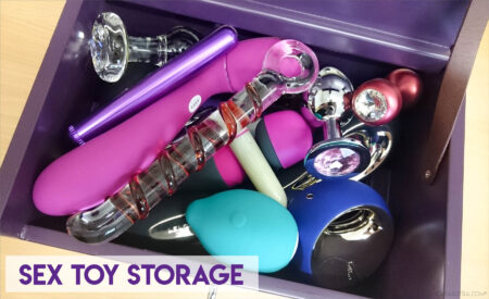 Discreet Sex Toy Storage: What'sTheBest WayToStore Adult Toys?